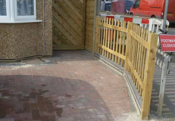 Fence Gatedoor 1